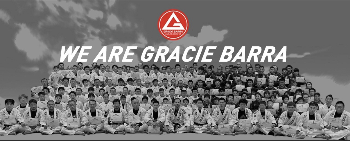 We Are Gracie Barra
