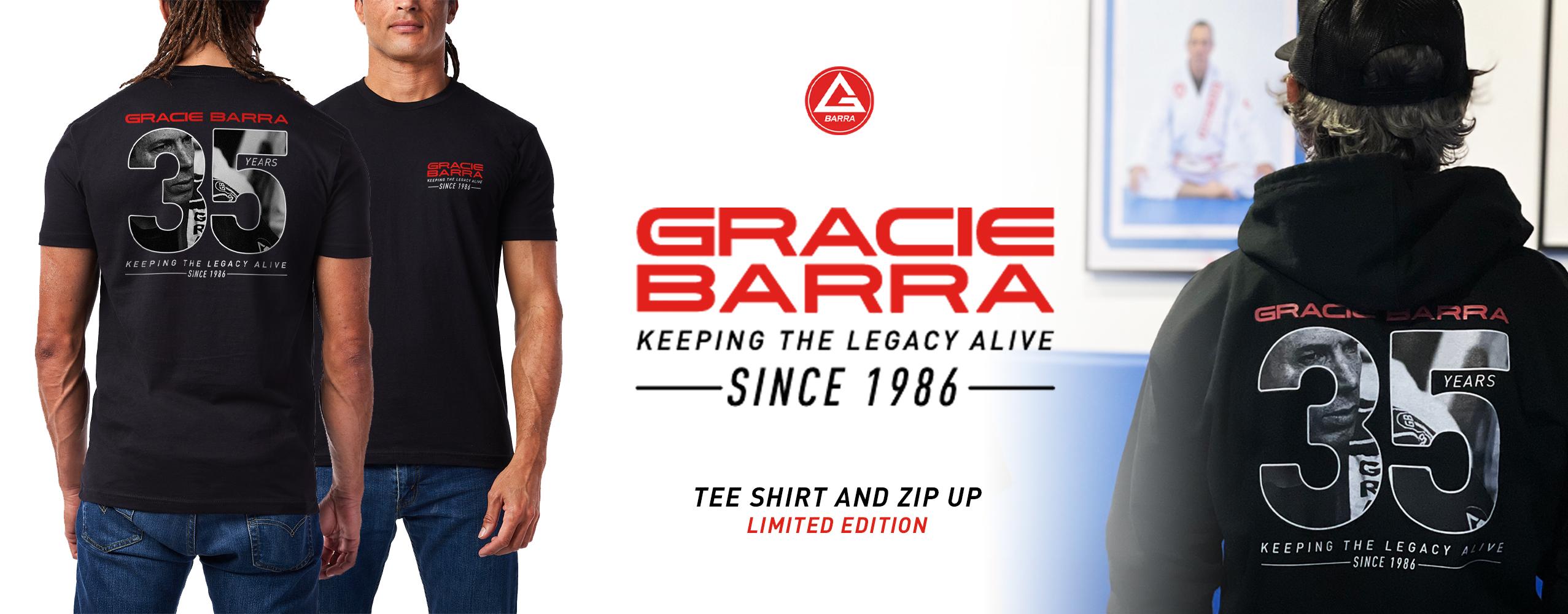 GB35周年レガシーTシャツ